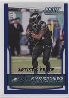 Ryan Mathews [Noted] #/50