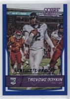 Rookies - Trevone Boykin /50