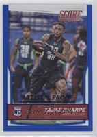 Rookies - Tajae Sharpe #/50