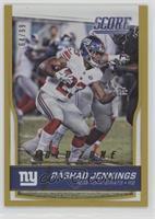 Rashad Jennings #/99