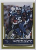 Dexter McCluster #/99