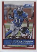 Calvin Johnson #/35