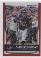 DeAndre Hopkins #10/35