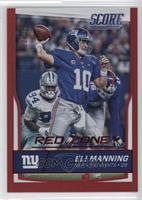Eli Manning #/35