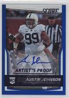 Austin Johnson /35
