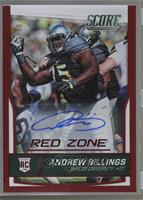 Andrew Billings [Noted] #/20
