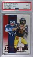 Jared Goff [PSA 9 MINT]