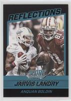 Jarvis Landry, Anquan Boldin
