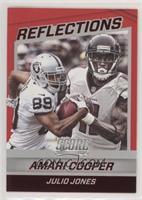 Amari Cooper, Julio Jones
