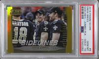 Drew Brees /99 [PSA 10 GEM MT]