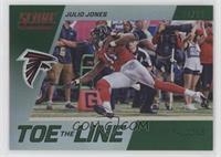 Julio Jones #/20