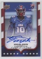 USA U19 - Vosean Joseph