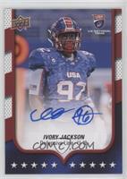 USA U19 - Ivory Jackson