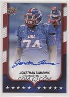 USA U19 - Jonathan Timmons