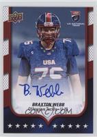 USA U19 - Braxton Webb