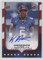 USA U19 - Kameron Martin