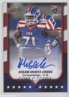 USA U18 - Ahsani Graves-Cribbs