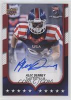 USA U18 - Alec Denney