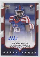 USA U18 - Anthony Hines III