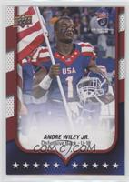 USA U18 - Andre Wiley Jr.