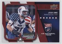 USA U17 - Jesse Sims