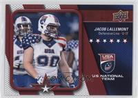 USA U17 - Jacob Lallemont