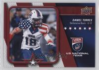 USA U17 - Daniel Torres