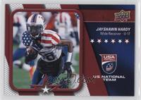 USA U17 - Jayshawn Hardy