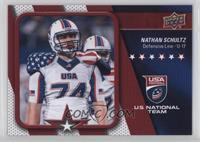 USA U17 - Nathan Schultz
