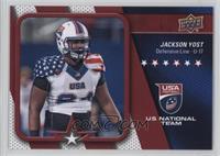 USA U17 - Jackson Yost