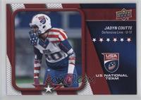 USA U17 - Jadyn Coutte