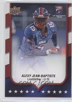 USA U19 - Alexy Jean-Baptiste