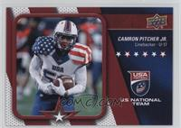USA U17 - Camron Pitcher Jr.