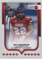 CAN U19 - Eric Thakurdeen