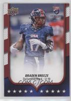 USA U19 - Braden Breeze