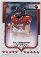 CAN U19 - Benjamin Whiting