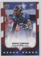 USA U19 - Shurod Thompson
