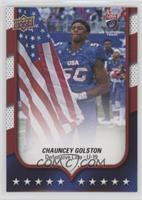 USA U19 - Chauncey Golston