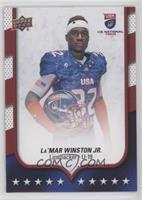 USA U19 - La'Mar Winston Jr