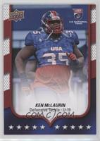 USA U19 - Ken McLaurin