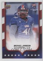 USA U19 - Michael Johnson