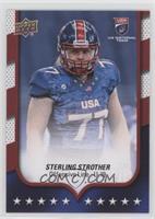 USA U19 - Sterling Strother