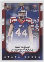 USA U18 - Tyler Brisgone