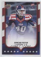 USA U18 - Duncan Foster