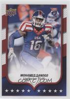 USA U18 - Mohamed Sanogo