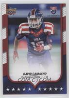 USA U18 - David Camacho