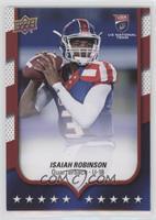 USA U18 - Isaiah Robinson