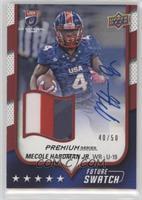 Mecole Hardman Jr. #/50