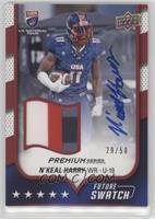 N'Keal Harry #/50