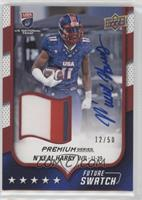 N'Keal Harry #12/50